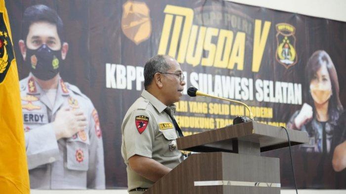 KBPP Polri Sulsel Gelar Musda, Ilham Arief Sirajuddin Harap Program Organisasi Dirasakan Masyarakat