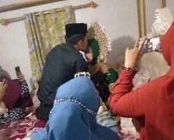 Pernikahan Legislator Gerindra Jeneponto Tak Tercatat di KUA Bangkala