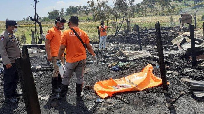 BREAKING NEWS: Kebakaran di Pokok Bulo Jeneponto, 1 Orang Meninggal Dunia