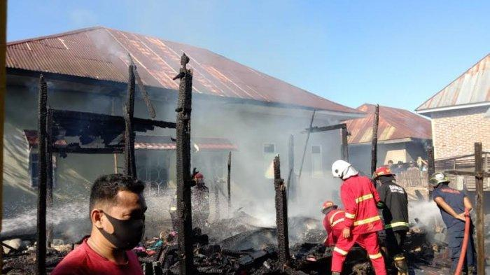 Diduga Terjebak di Dalam Rumah, Bocah Dua Tahun Tewas Terbakar di Cimpu Luwu