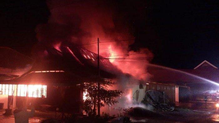 Fakta Terbaru, Uang Rp 300 Juta Habis Terbakar Saat Kebakaran Rumah Pemilik Hotel Subur Belopa Luwu