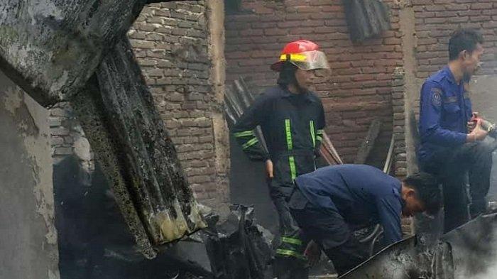 6 Rumah Terbakar, Damkar Makassar Kerahkan 15 Armada ke Jl Rappocini Lorong 2