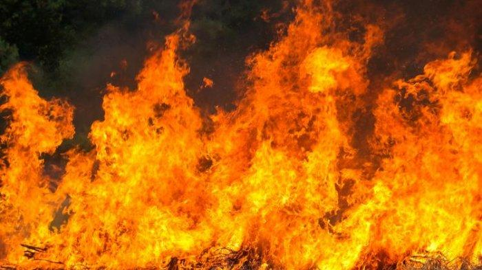 Sudah Terkepung Api Dalam Kamar, Pria Pengidap Stroke Berhasil Selamat saat Rumahnya Kebakaran
