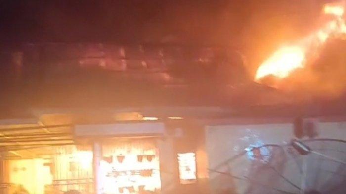 Putra Bupati Luwu Makan Siang di Rumah Pemilik Hotel Subur Beberapa Jam Sebelum Terbakar