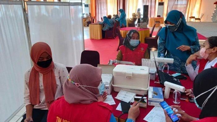 Kebut Vaksinasi Serentak24 Kabupaten/Kota, PKK Sulsel Target Vaksinasi 300 Ribu Warga