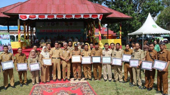 Tiga Kecamatan Deklarasi Stop BABS, Bupati Luwu Timur Ajak Masyarakat Sadar