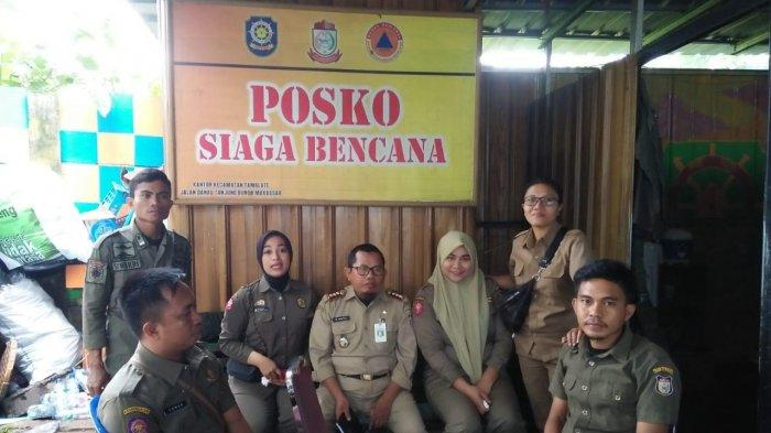 Kecamatan Tamalate Buka Posko Siaga Bencana, Diskominfo Aktifkan Nomor Darurat 112