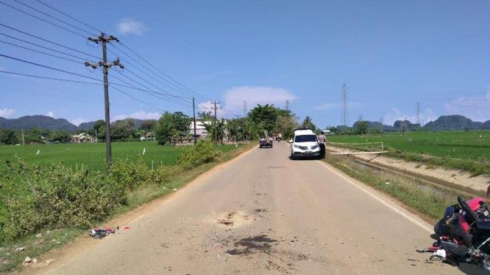 Kronologi IRT di Pangkep Tewas Dilindas Mobil Truk di Bungoro