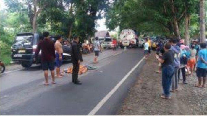 BREAKING NEWS: Laka Maut di Lalong Luwu, Warga Palopo Tewas di Tempat