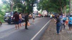 Kecelakaan Tewaskan 1 Orang di Lalong, Polisi Lambat Tiba di TKP dan Korban Dibiarkan Tergeletak