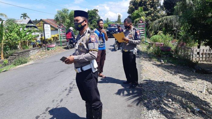 BREAKING NEWS: Emmang Tewas di Jalan Poros Cilallang-Bajo