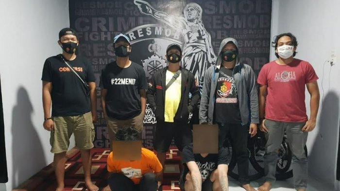 Resmob Polres Pinrang Ringkus 2 Pelaku Penganiayaan, 1 Orang Masih DPO