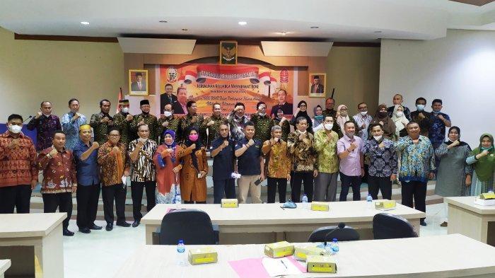 KKMB Sulsel Periode 2021-2026 Dipimpin Andi Syahriwijaya, Terpilih Aklamasi Gantikan Andi Muallim