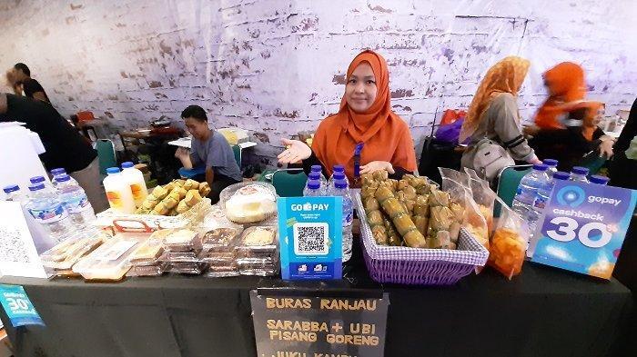 38 Tenant Kuliner Ramaikan Pojok Kuliner di TSM Makassar