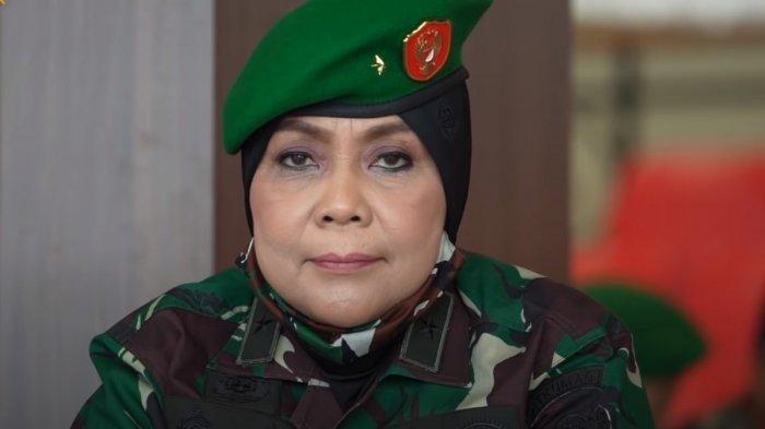 Kehebatan Tetty Melina, Jenderal TNI Wanita Ditunjuk KSAD AndikaUsut Kasus Pengeroyokan Kopassus