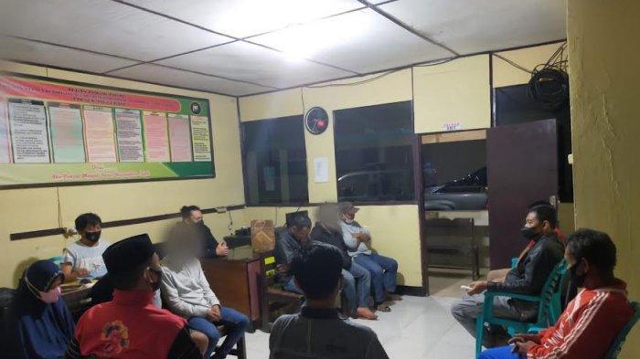 Sempat Viral di Medsos, Polres Enrekang Damaikan Dua Pemuda yang Bertikai di Kecamatan Anggeraja