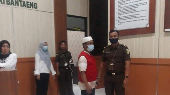 Korupsi Anggaran Pengadaan Kambing, Mantan Kades Borong Loe Bantaeng Jadi Tersangka