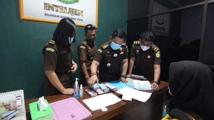 Korupsi DD, Kepala Desa Mari-mari Luwu Utara Kembalikan Uang Rp 320 Juta ke Kejari