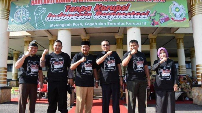 Kejari Soppeng Ajak Pemerintah Kabupaten Bersinergi Cegah Korupsi