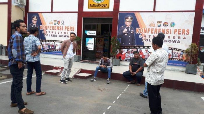 Polisi Tangkap Lima Pengeroyok Siswa SMK di Gowa