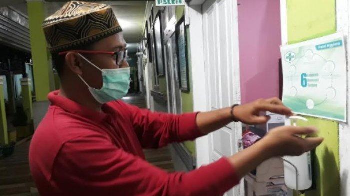 Sabun Cuci Tangan dan Hand Sanitizer Tak Tersedia di Puskesmas Malili Lutim