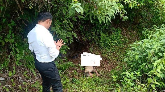 Mayat Tak Bercelana yang Ditemukan di Lebang Palopo Sudah 10 Hari Tinggalkan Rumah