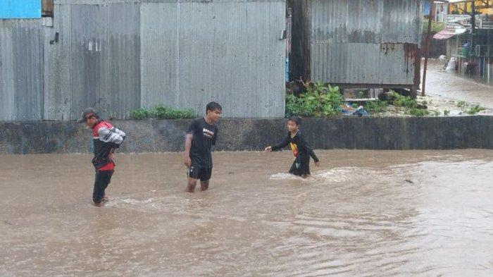 Puluhan Rumah Terendam Banjir di Tamanroya Jeneponto