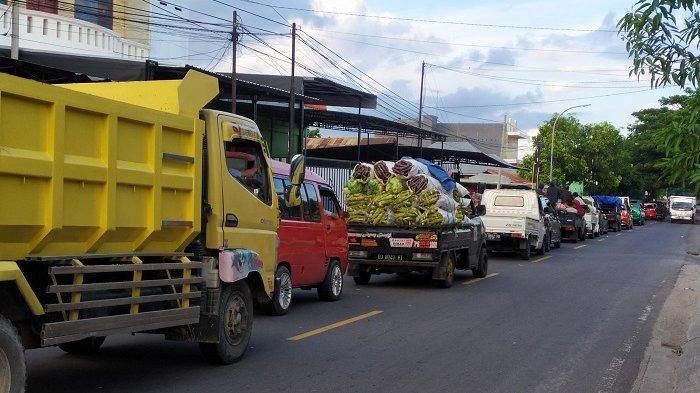 Tiga Mobil Tabrakan Beruntun, Macet Parah di Poros Bantaeng-Bulukumba Sepanjang 3 Kilometer