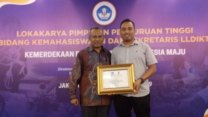 UMI Raih Penghargaan Kegiatan Kemahasiswaan Non Vokasi dari Kemendikbud