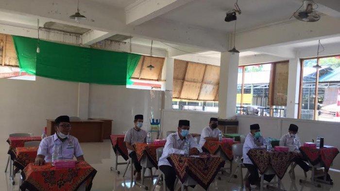 Pengurus LDII Sulsel Hadiri Silaturahmi Virtual Kemenkopolhukam, Bahas Penanggulangan Covid-19