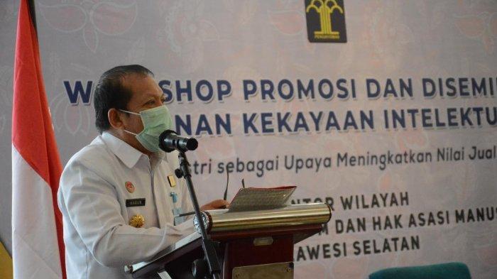 Kemenkumham Sulsel Usulkan 156Kekayaan Intelektual Komunal dari Sulsel