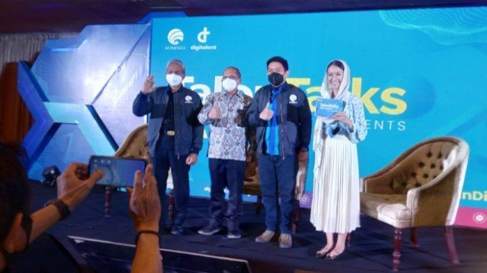 Sosialisasi Program Digital Talent Scholarship di Sulsel, Kominfo Target Cetak Talenta Digital