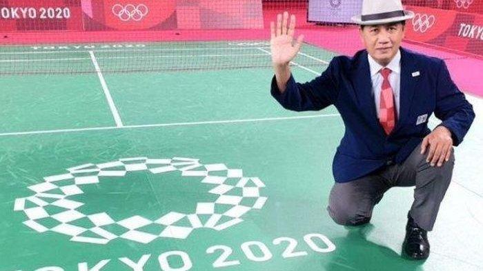 Kenalkan Wahyana, Satu-satunya Orang Indonesia Wasit Utama Pertandingan Bulutangkis Olimpiade Tokyo