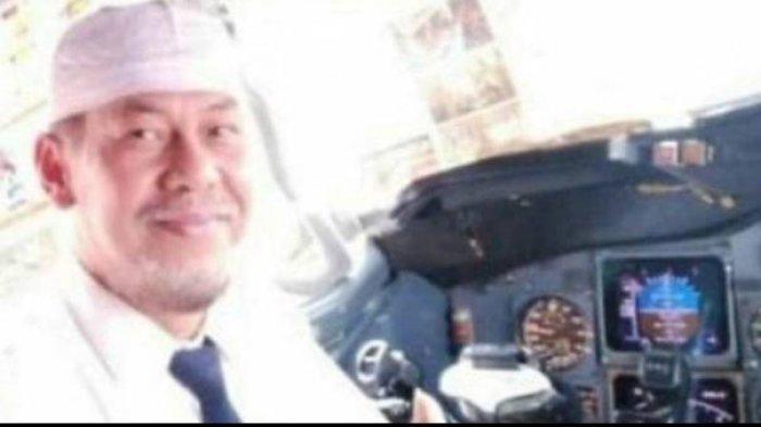 Apa Dilakukan Captain Afwan 2 Hari Sebelum Sriwijaya Air SJ-182 Jatuh? Video CCTV Jadi Bukti, Dipuji