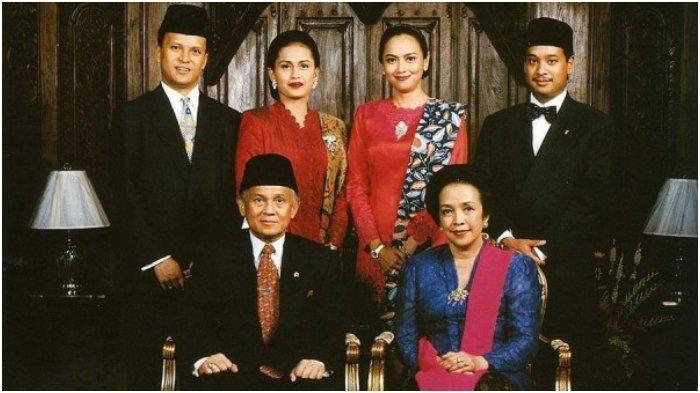 Bandingkan Pekerjaan Istri Thareq Kemal Habibie & Ilham Akbar Habibie, Tak Biasa dan Jarang Tersorot