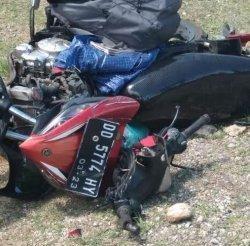 BREAKING NEWS; Tabrakan dengan Mobil Truk, Pengendara Motor Asal Bulukumba Tewas di Bone