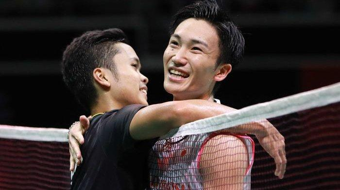 Kento Momota Positif Covid-19, Anthony Ginting Peluang Juara Thailand Open 2021, Peluang Minions?
