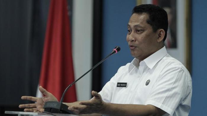 Kepala Badan Narkotika Nasional, Komjen Budi Waseso