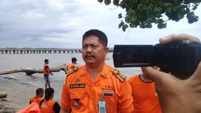 Meski Tak Dilewati Angin Muson, Kepala BPBD Bulukumba Minta Warga Tetap Waspada