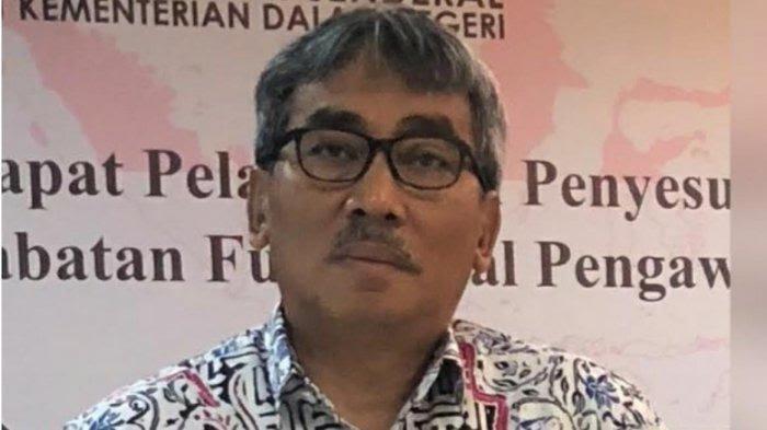 Imran Jausi Gantikan Prof Jufri Sebagai Kepala Dinas Pendidikan Sulsel