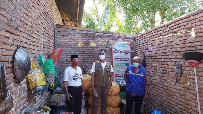 Andi Seto Minta BPBD & Dinsos Sinjai Bantu Bahan Makanan Korban Angin Puting Beliung di Desa Biroro