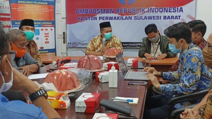 Ombudsman dan Kejati Panggil Kepala BPBD Sulbar