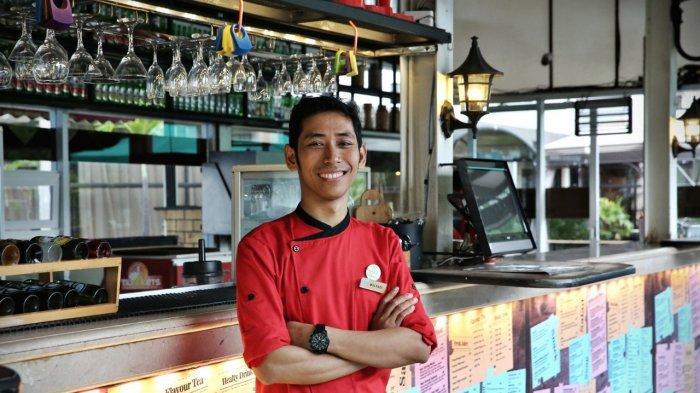 TRIBUNWIKI: Ini Profil Kepala Chef Hotel Horison Ultima Makassar, Mulyadi
