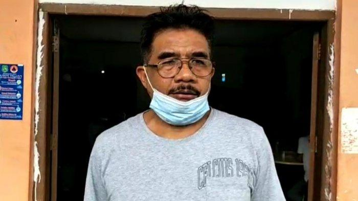 Kantor Desa Padangloang Alau Sidrap Dibakar OTK, Kades Duga Pemicunya BLT