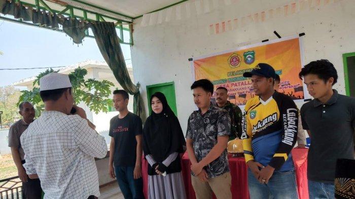 Desa Patallassang Berdayakan Pemuda, Kades Lantik Pengurus Karang Taruna