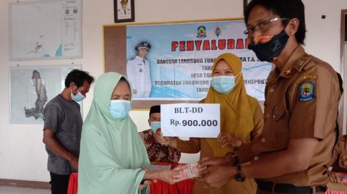 Vaksin Bakal Jadi Syarat Wajib Penerima Bansos di Desa Tarowang Jeneponto