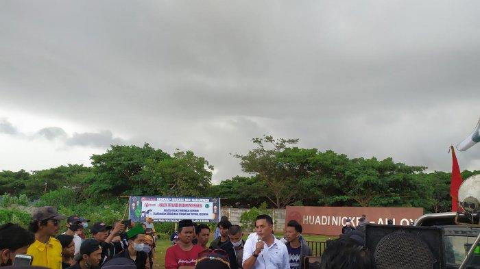 Sikapi Unjuk Rasa Tolak TKA China di PT Huadi, Kadis TKP Bantaeng Akan Surati Kemenaker