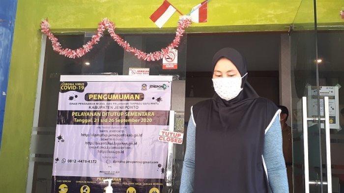 25.583 Warga Jeneponto Menerima Bantuan Banpres BPUM 2020