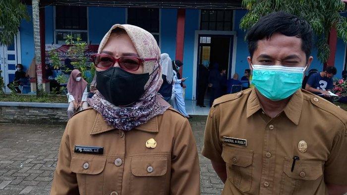 Vaksinasi Covid-19 di Kabupaten Wajo Sasar 300.814 Orang, Baru Terealisasi 22,33%