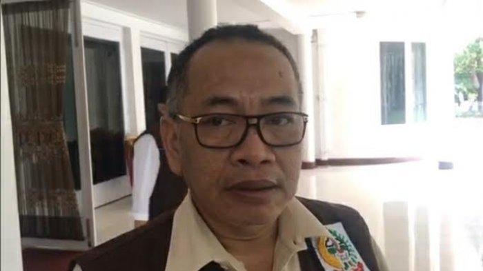 Kepala Dinas Kesehatan (Kadinkes) Sulsel Muhammad Ichsan Mustari